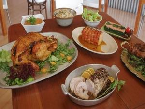 cena de navidad, cena noche buena, cena navidad en el mundo