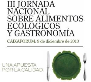 jornada alimentos ecologicos y gastronomia