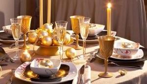 Cena navidad, banquete navideño