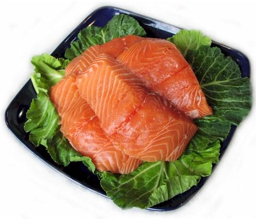 El salmón es una gran fuente de Omega 3